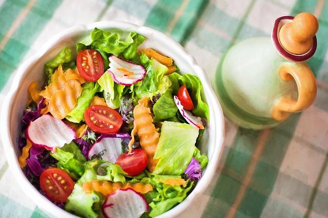 Woran erkennt man eine gute Salatschleuder?