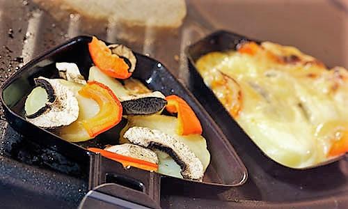 Gemütlich ins neue Jahre mit Raclette
